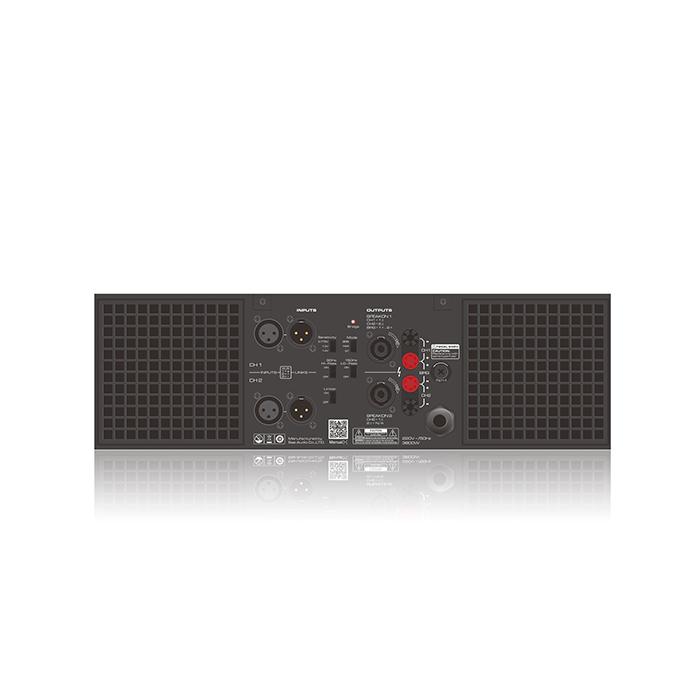 蜚声 AES  AX1350 双通道专业功率放大器